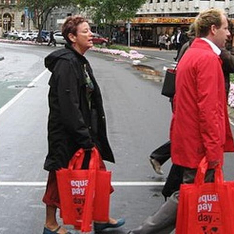 Día de la Igualdad Salarial / Día del Bolso Rojo