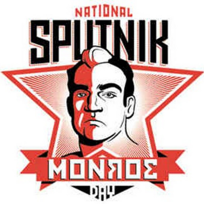 National Sputnik Monroe Day