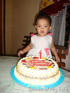 Babby Hannah Turns 1