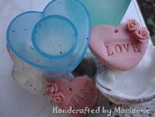 Clay HEart Cutter