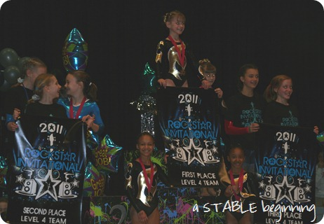rockstar meet 1stplace team