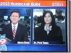 Hurricane seizoen