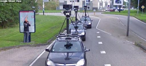 google maps οδηγός