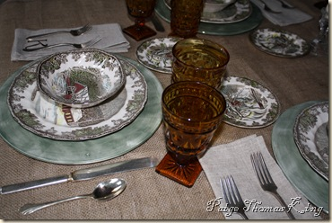 dinner table settings 012