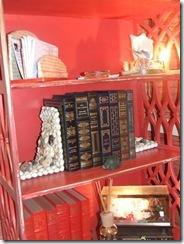 jane's entry shelf