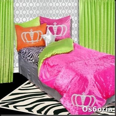 princes bed