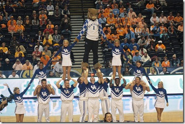 uk cheerleaders