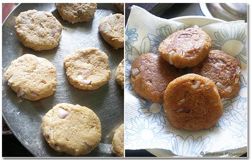 Bread Dahi Vada - Chat Style Recipe