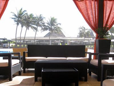 Le Meridien Hotel in Dakar Senegal