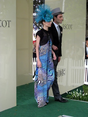 The faces of Ascot 2011