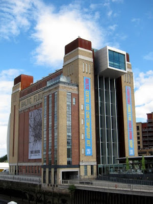 BALTIC Centre for Contemporary Art in Newcastle upon Tyne England