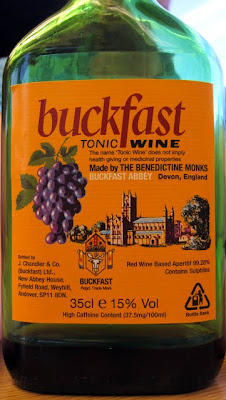 Buckfast in Newcastle upon Tyne England