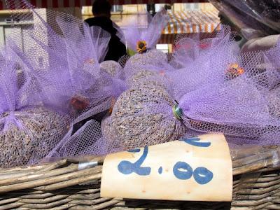 Flower market in Nice France