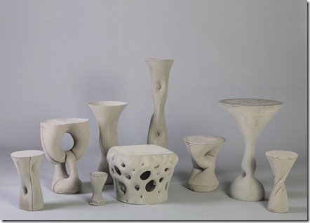 fossils - concrete objects