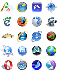 all-browser-logos