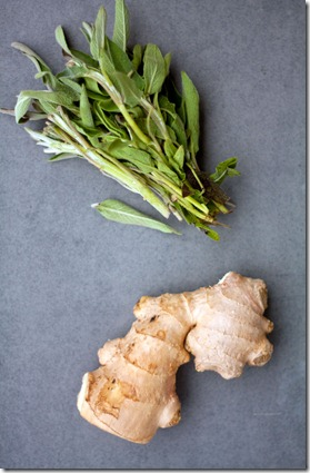 ginger-and-sage