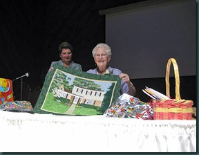 mom and quilt2