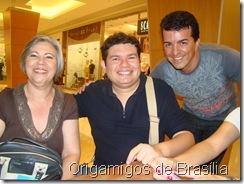 Josefa, Falk e Almir