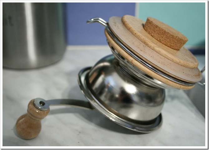 dobrze mieć w kuchni, młynek do kawy