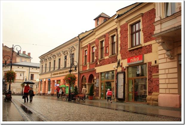 Nowy Sącz, ul. Jagiellońska