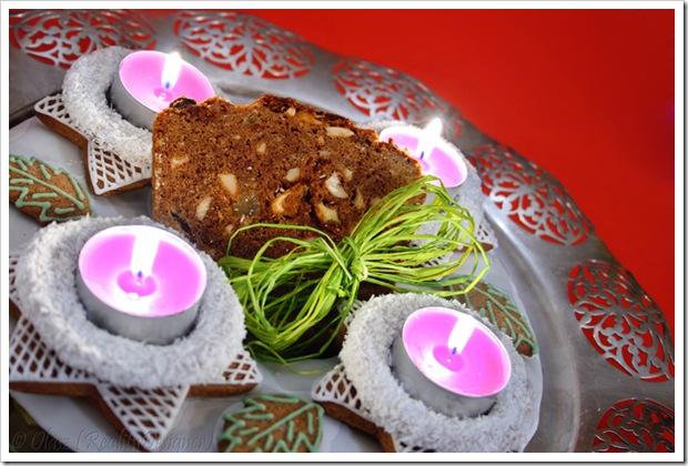 Żytni piernik wileński – odmiana na święta