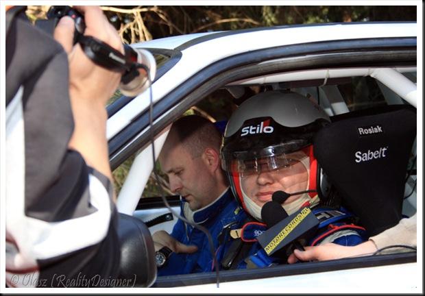 Robert Rosiak i Andrzej Hercuń, FSO Rally Team, Fiat 125p