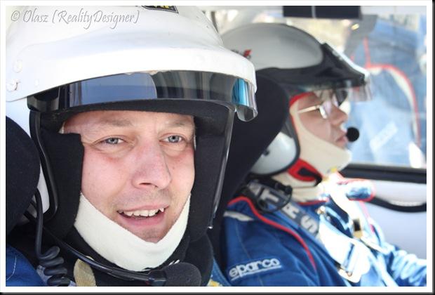 Andrzej Hercuń i Robert Rosiak, FSO Rally Team, Fiat 125p