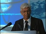 Dr. Adimurthy of the Indian Space Research Organisation