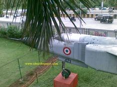 Warbird: MiG-23 in Pune [National Highway 4]