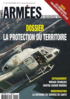 Armee d'aujourd'hui - French Ministry of Defence publication