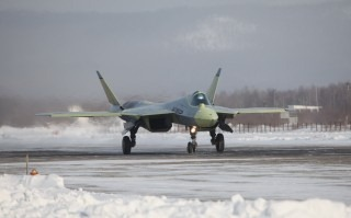 India-Russia Fifth Generation Fighter Aircraft [FGFA] PAK-FA (T-50)