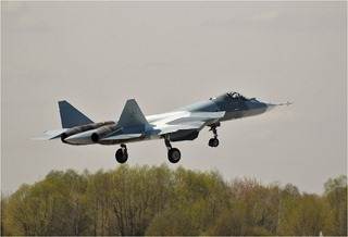 Индийская Россию ПАК ФА т-50 Истребителю пятого поколения Самолет