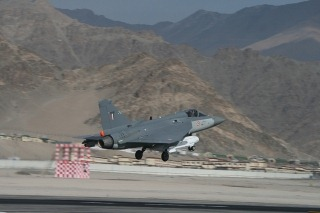 India's Light Combat Aircraft [LCA] Tejas Wallpaper -sized picture