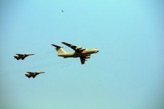 IAF Sukhoi-30 Wallpaper