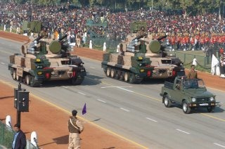 Indian Army Wallpaper [Tunguska Anti-Aircraft Gun]