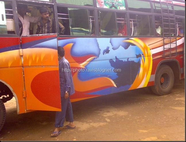 Mozilla Bus