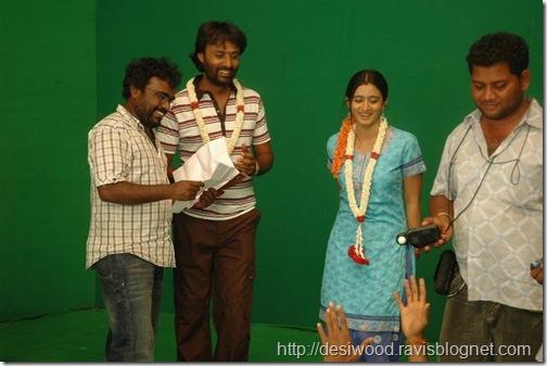 Jackie_Kannada_Movie_Working Stils4