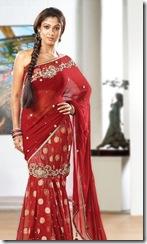Nayanthara Pothys Advertisement