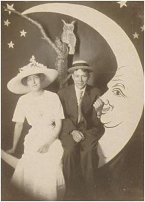 luna in coppia