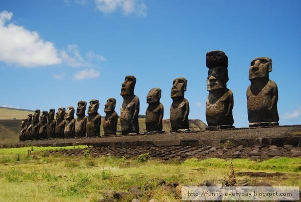 Easter Island復活島funny-everyday.blogspot.com0022