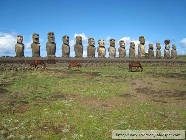 Easter Island復活島funny-everyday.blogspot.com0002
