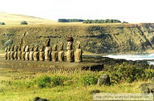 Easter Island復活島funny-everyday.blogspot.com0008