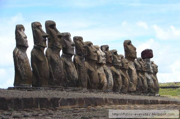 Easter Island復活島funny-everyday.blogspot.com0012