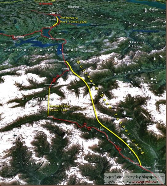 Gotthard Base Tunnel14
