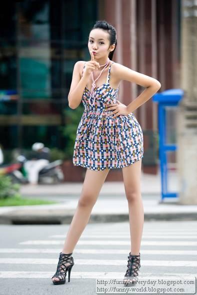 越南超嫩模 (1)