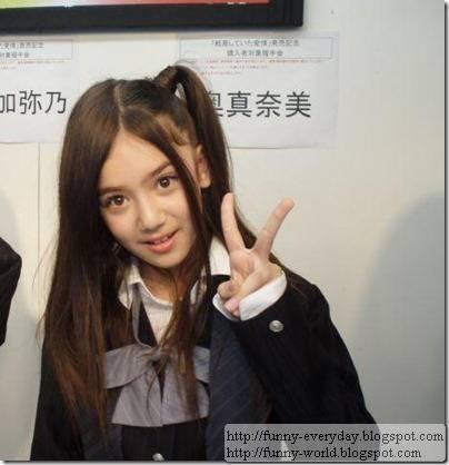 奧真奈美 AKB48 (19)