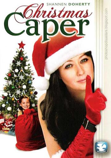 Christmas Caper PSD