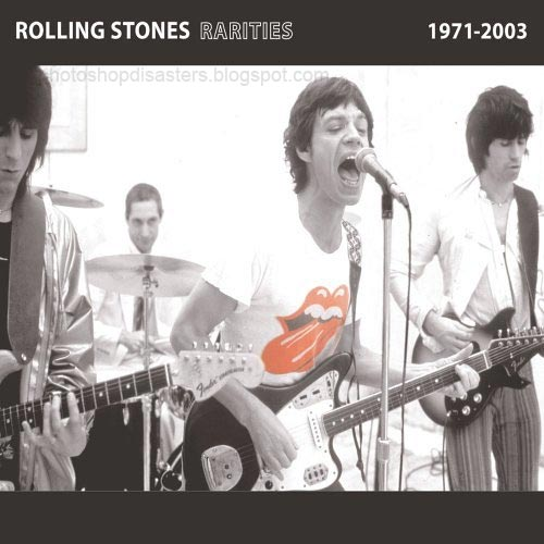 Rolling Stones PSD