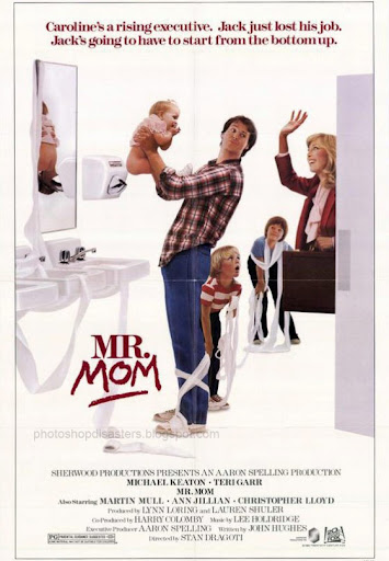 Mr Mom PSD