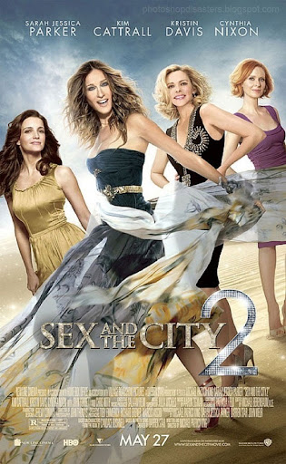 Sex And The City 2 PSD